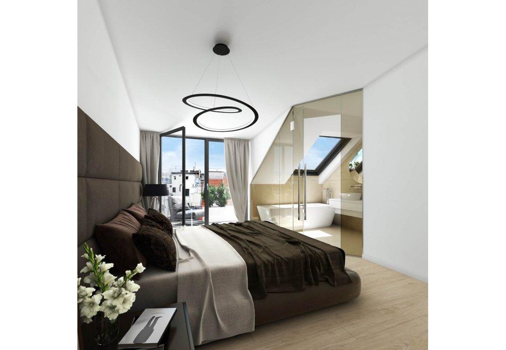 3D Schlafzimmer Visualisierung