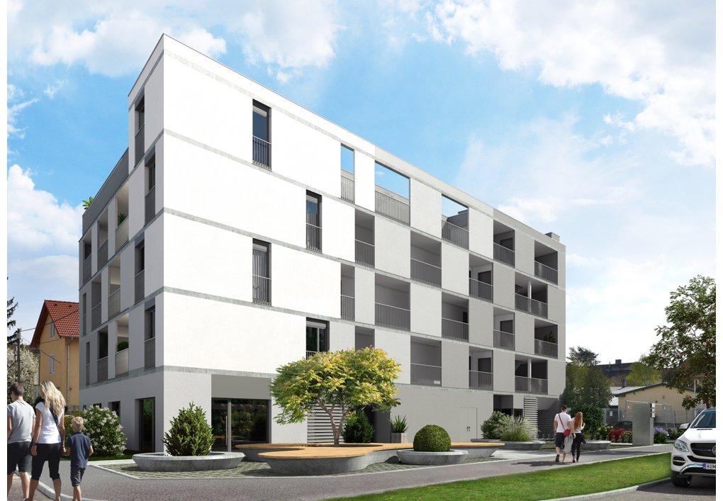 3D Visualisierung Riverbank Homes
