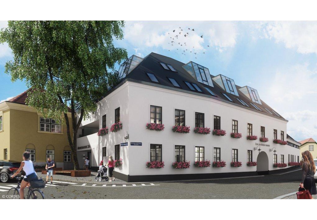 3D Rendering, Visualisierung Döbling Sieveringerstr. 1190 Wien