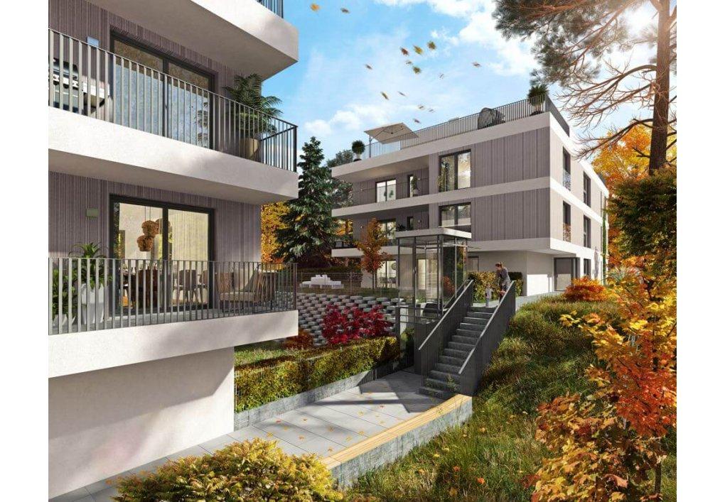Neubauprojekt Alszeile 1170 Wien :: 3D Renderings, Visualisierungen