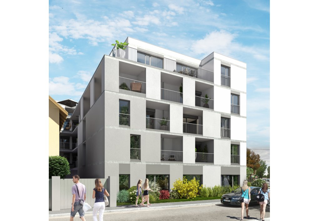 3D Rendering Riverbank Homes