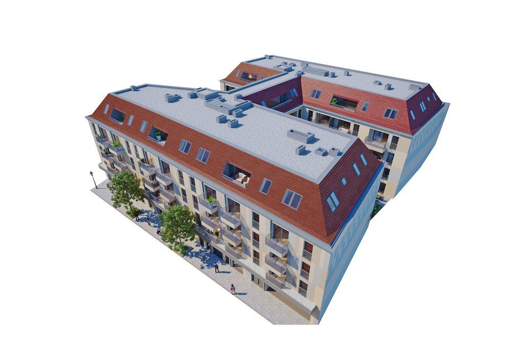 Übersicht 3D Visualisierung CORDES Werbeconsulting Agentur Wien