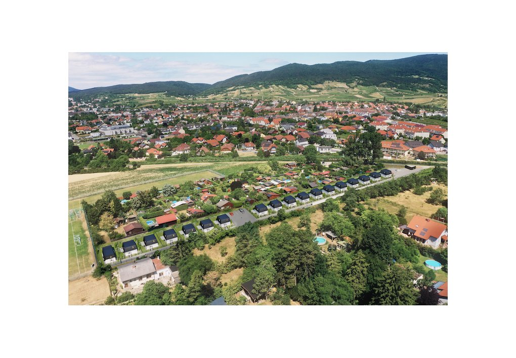 3D Visualisierung Kleingartensiedlung
