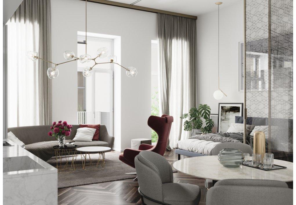 3D Rendering Innen Design CORDES Werbeconsulting Agentur Wien