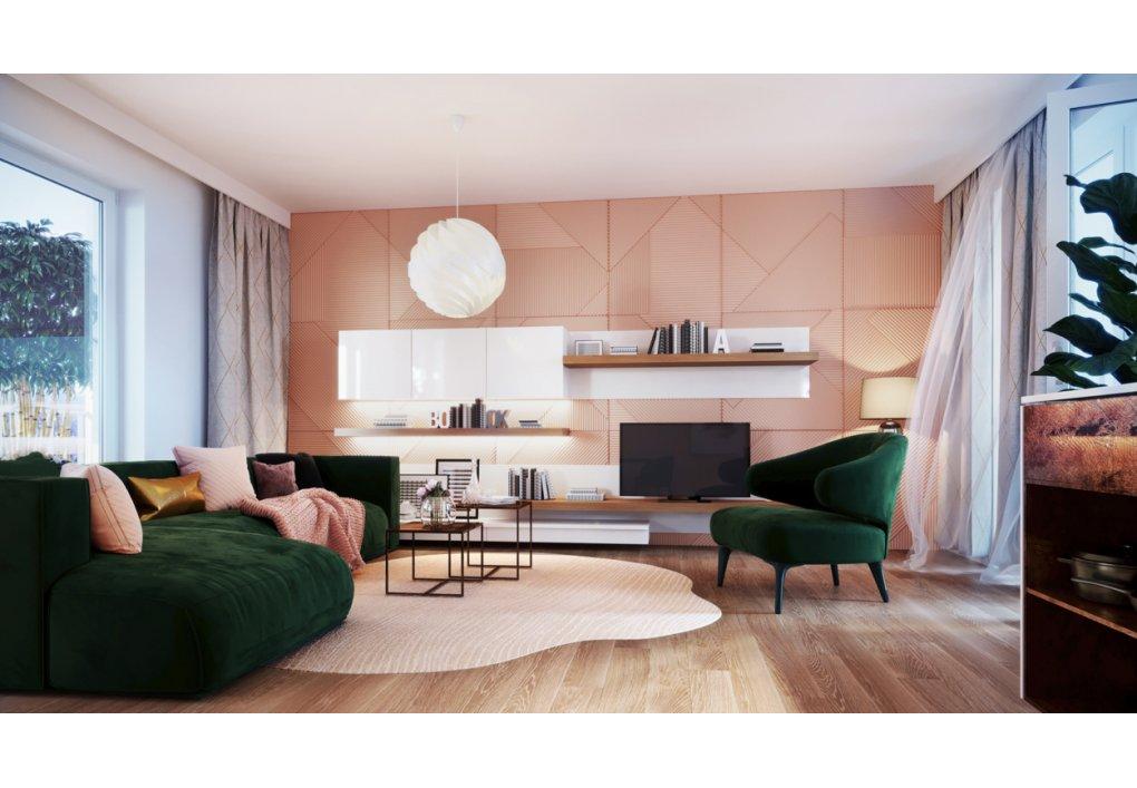 3D Rendering Design Interieur Riverbank Homes