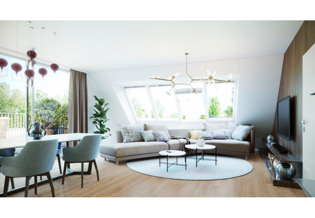 3D Rendering Design Dachgeschoss