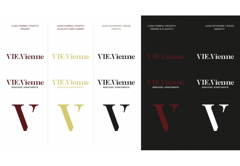 Variationen LOGO VIE.Vienne