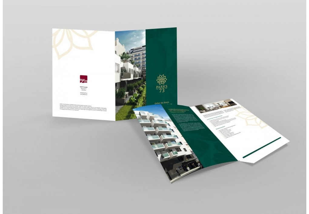 Folder, Broschüre