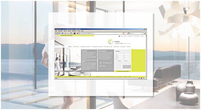 Webkonzept und Screendesign der Homepage. » Online ansehen