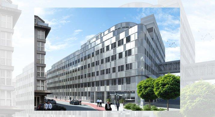 """Broschüre Lände3 - Silbermöwe, u.a. für die """"Real Vienna 2011"""": Design, 3D-Visualisierungen und Produktion."""