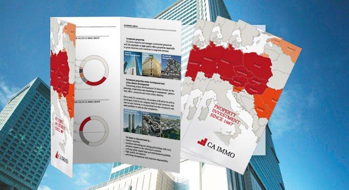 CA Immo: Invest-Folder