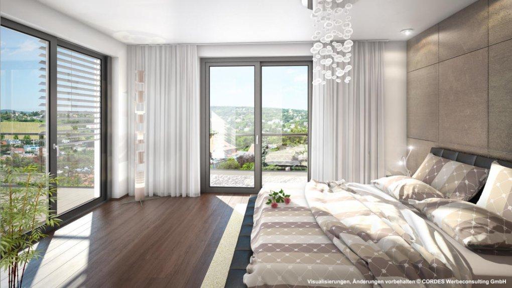 3D Visualisierung, Rendering, Innen Design Schlafzimmer