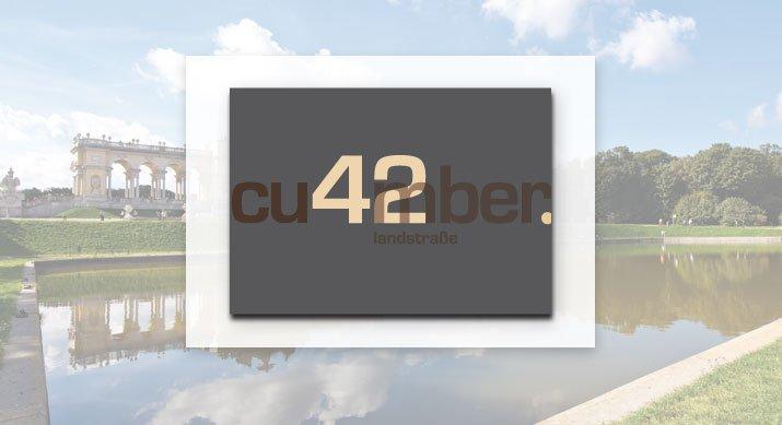 Folder Cumberlandstraße 42 - Cover