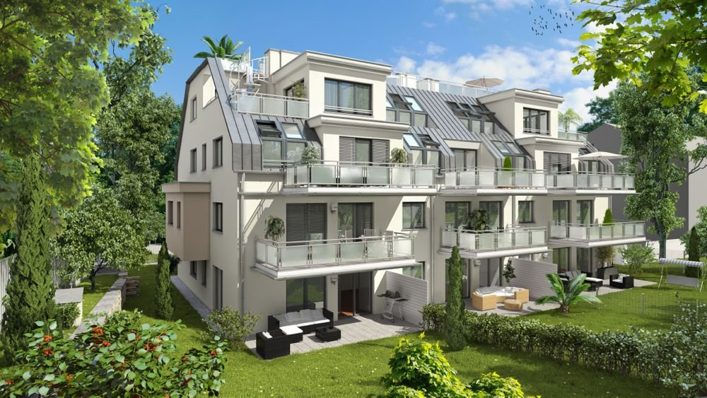 3D Außenvisualisierungen, Renderings, Architektur in 3D.