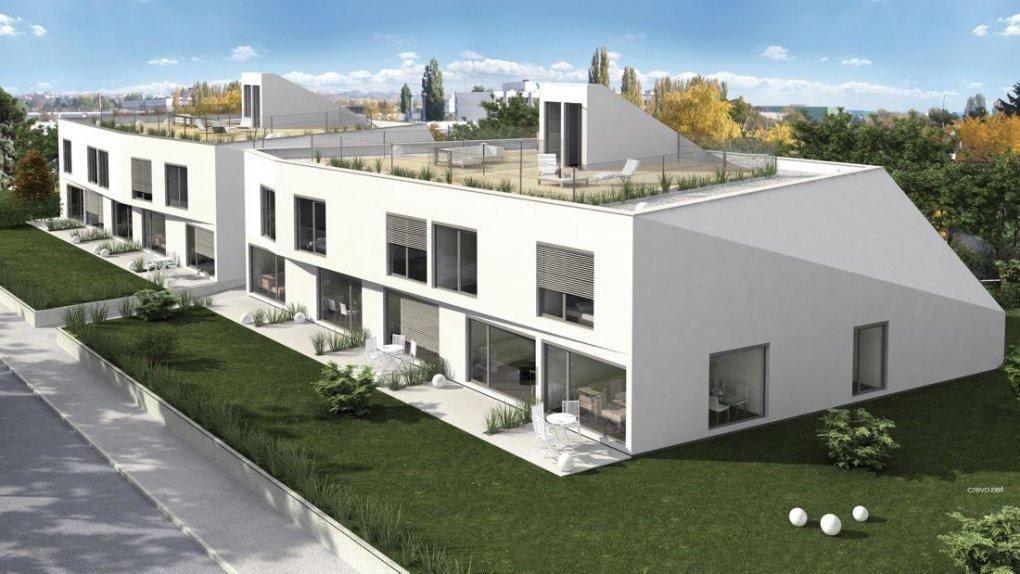 3D Ansichten / Renderings im Rahmen der Projektvermarktung der Vorsorgewohnungen Draschestraße 10