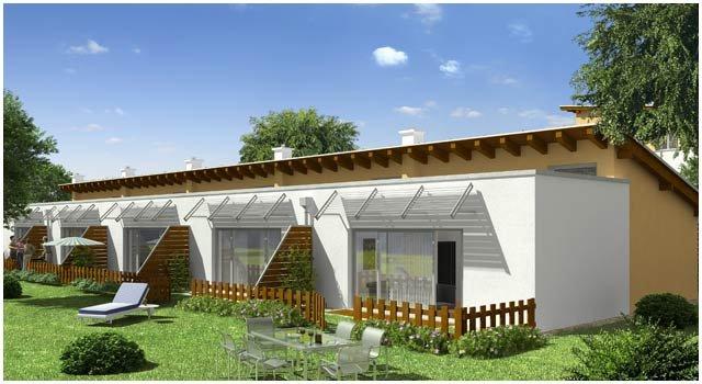 3D Aussenansicht / Visualisierung Garten