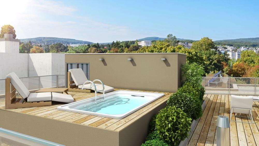 3D Terrasse Panorama Pool
