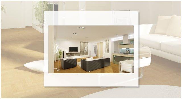 3d-Visualisierungen Wohnraum