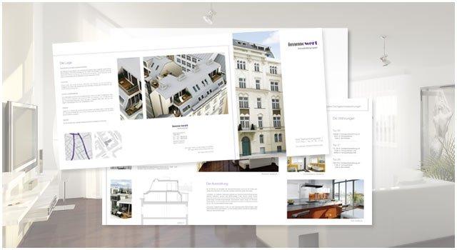 Rochusgasse | Gestaltung und Produktion des Projektfolders.