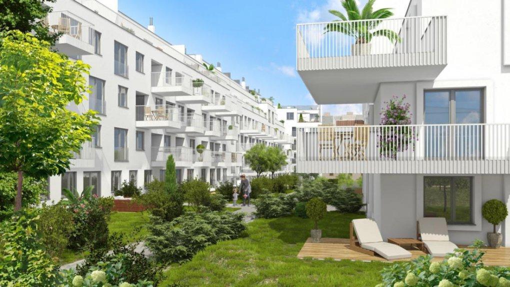 Projekt im 21. Bezirk, Sebastian-Kohl-Gasse/Andreas-Hofer-Str. 3D Außen 3D Renderings 2013