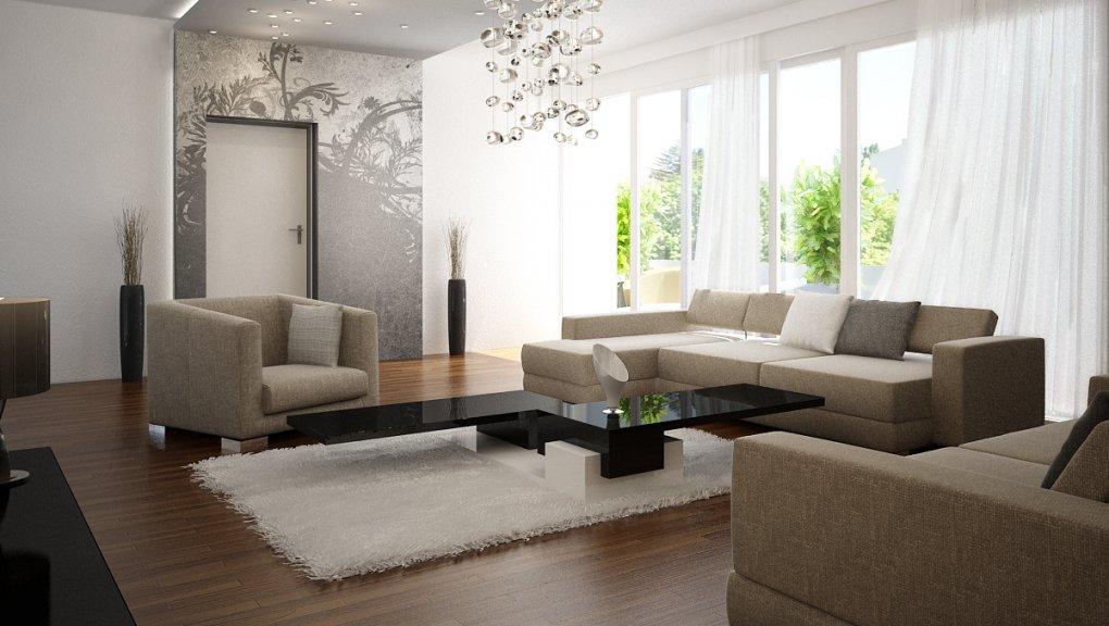 3D Innenvisualisierungen Mölker - Hof