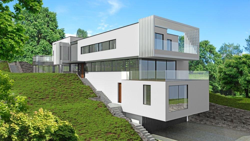 3D Modell, 3D Architektur > Fotomontage