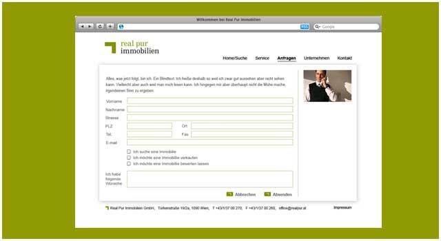 Website » Online ansehen