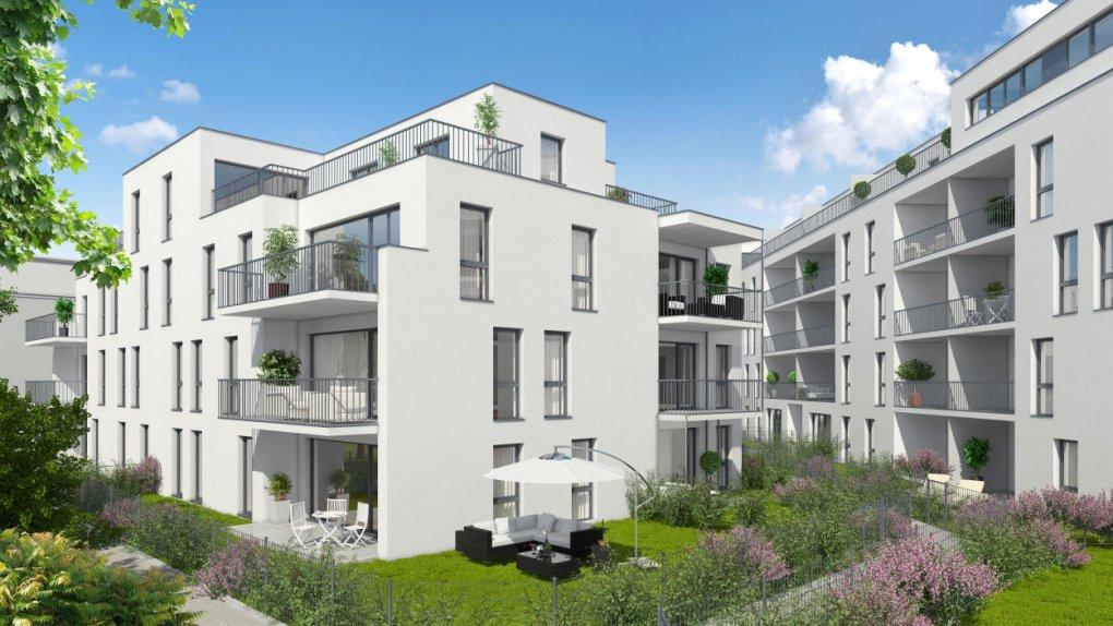 3D Renderings und ein 3D VIDEO für das Immobilien-Projekt Wien 1110; Eyzingasse 23