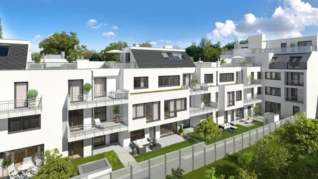 WVG :: 3D Visualisierung Immobilien-Projekt Dirmhirngasse