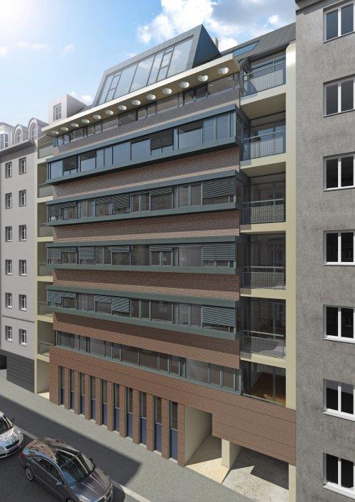 JP Immobilien Immobilienprojekt :: Zieglergasse 1070 Wien