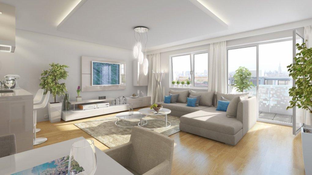 Hübl & Partner :: 3D Visualisierung Immobilien-Projekt Nordmanngasse