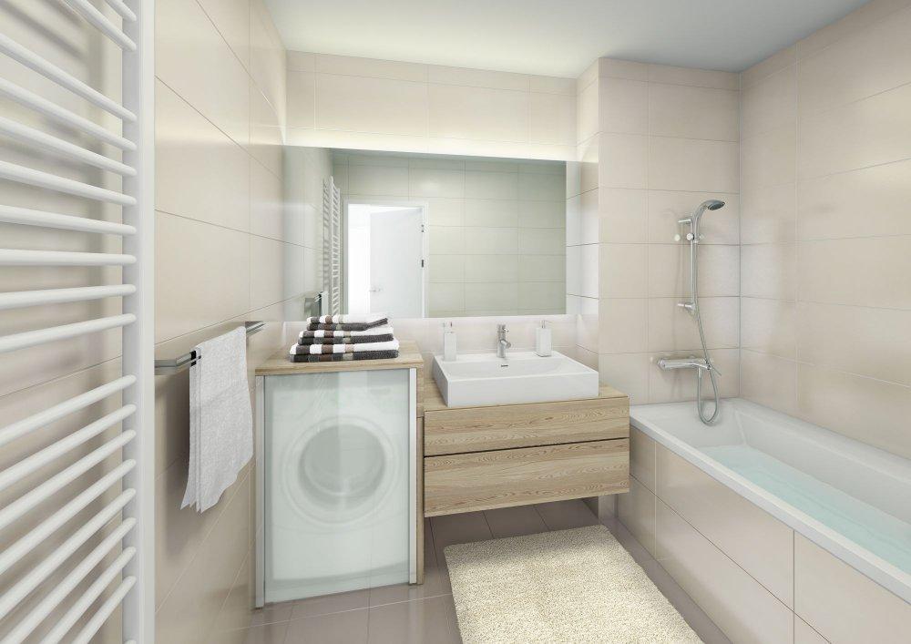 Badezimmer 3D