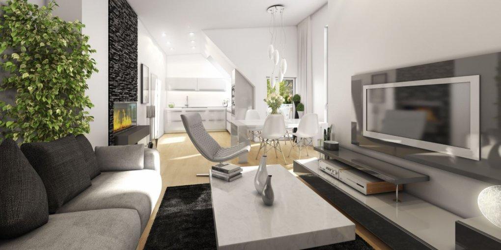 BUWOG AG: Immobilien-Projekt Samhaberplatz Wien :: 3D Visualisierungen