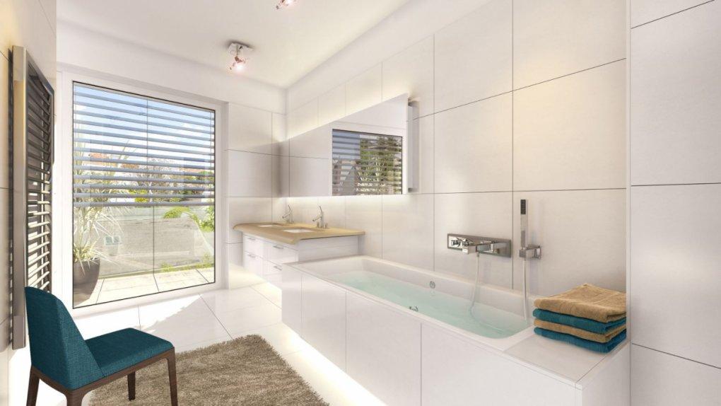 3D Badezimmer