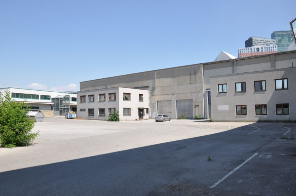 Betriebsareal Schindler