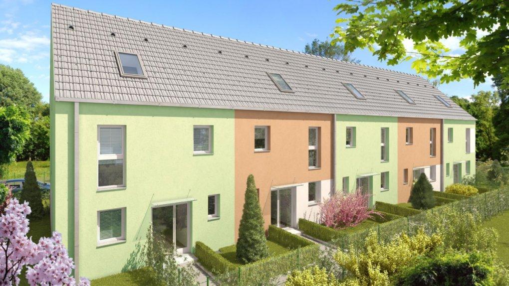 3D Rendering außen Immobilien-Projekt Adam-Betz-Gasse