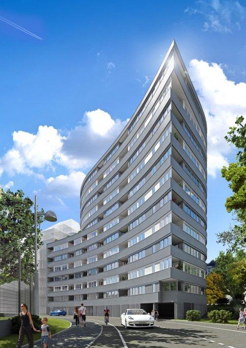 Wohngut :: 3D Visualisierung Immobilien-Projekt Panorama 3
