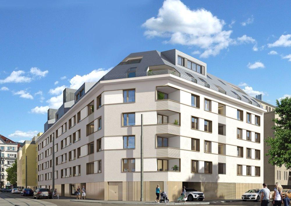 Wohngut :: 3D Visualisierung Immobilien-Projekt Triangel